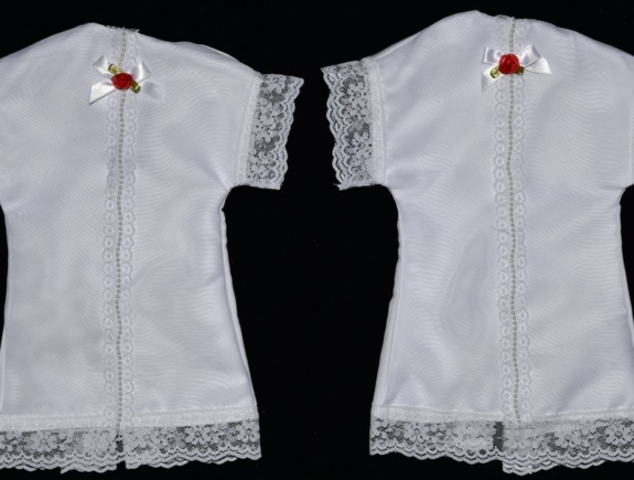 Angel Gowns with red rose
